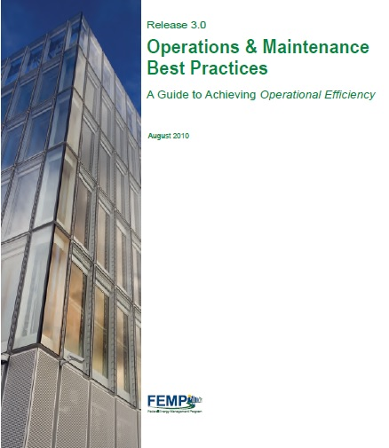 Operations and Maintenance Best Practices